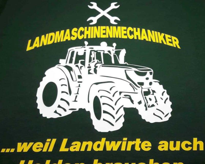 Landmaschinenmechaniker T-Shirt