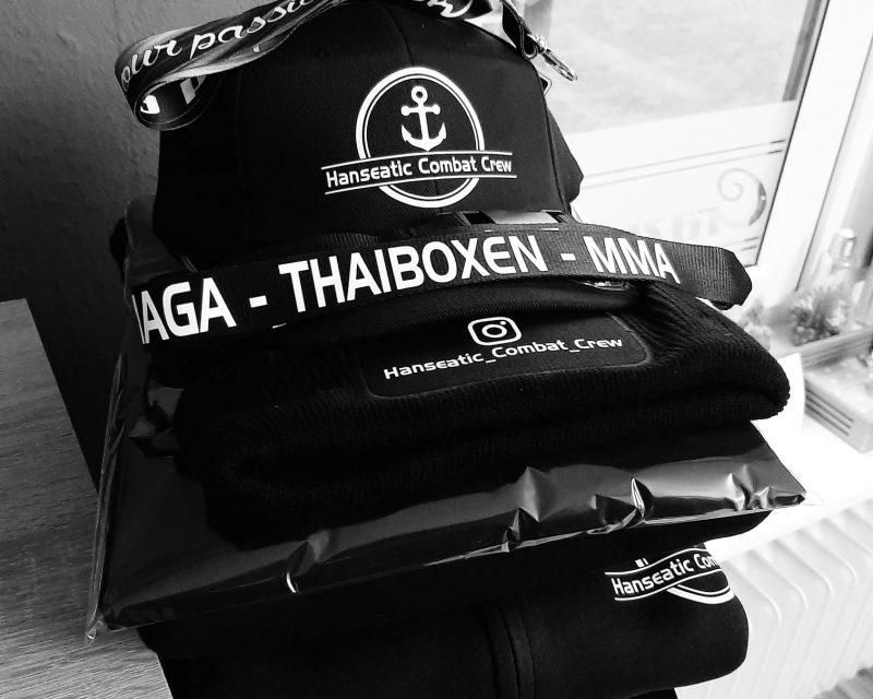 Textilien für die Hanseatic Combat Crew